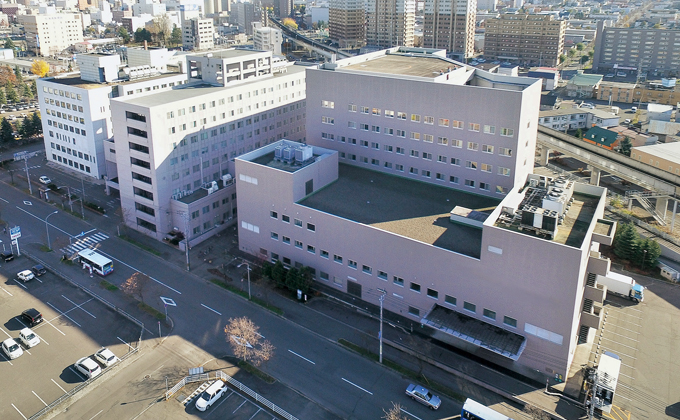 帯広中央病院(仮称)